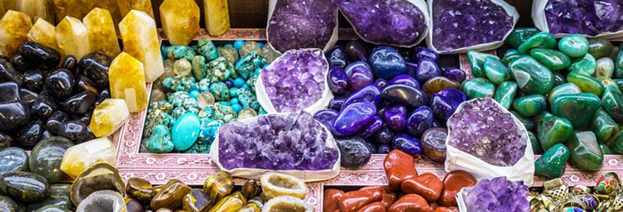 Acheter des pierres et des bijoux en cristaux