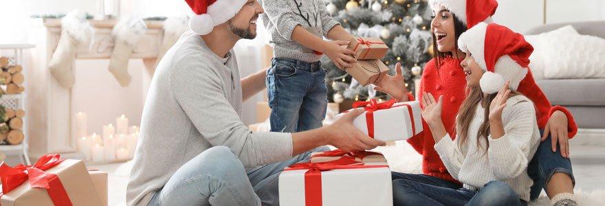 Cadeau parents pour noël