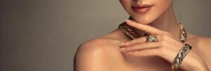 Offrir bijoux à sa femme