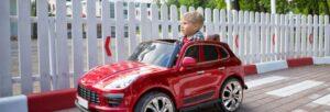 voiture électrique pour son enfant